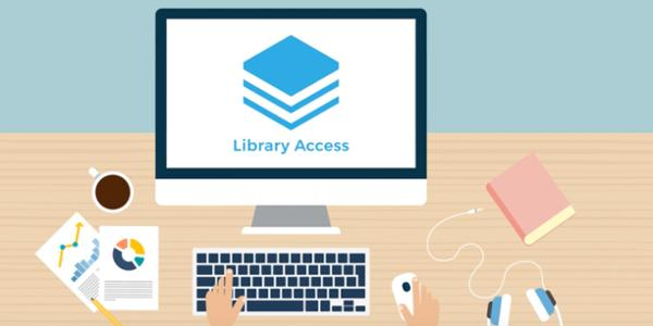 Afbeelding - Voeg Library Access toe aan je browser!