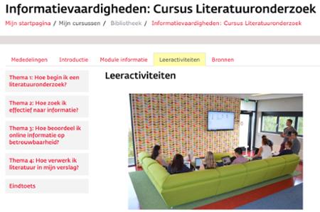 Cursus Litertuuronderzoek