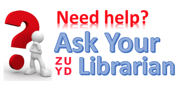 Afbeelding - Need help? Ask Your Librarian
